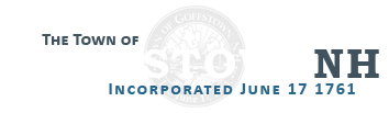 Town of Goffstown, NH - Official Test Website