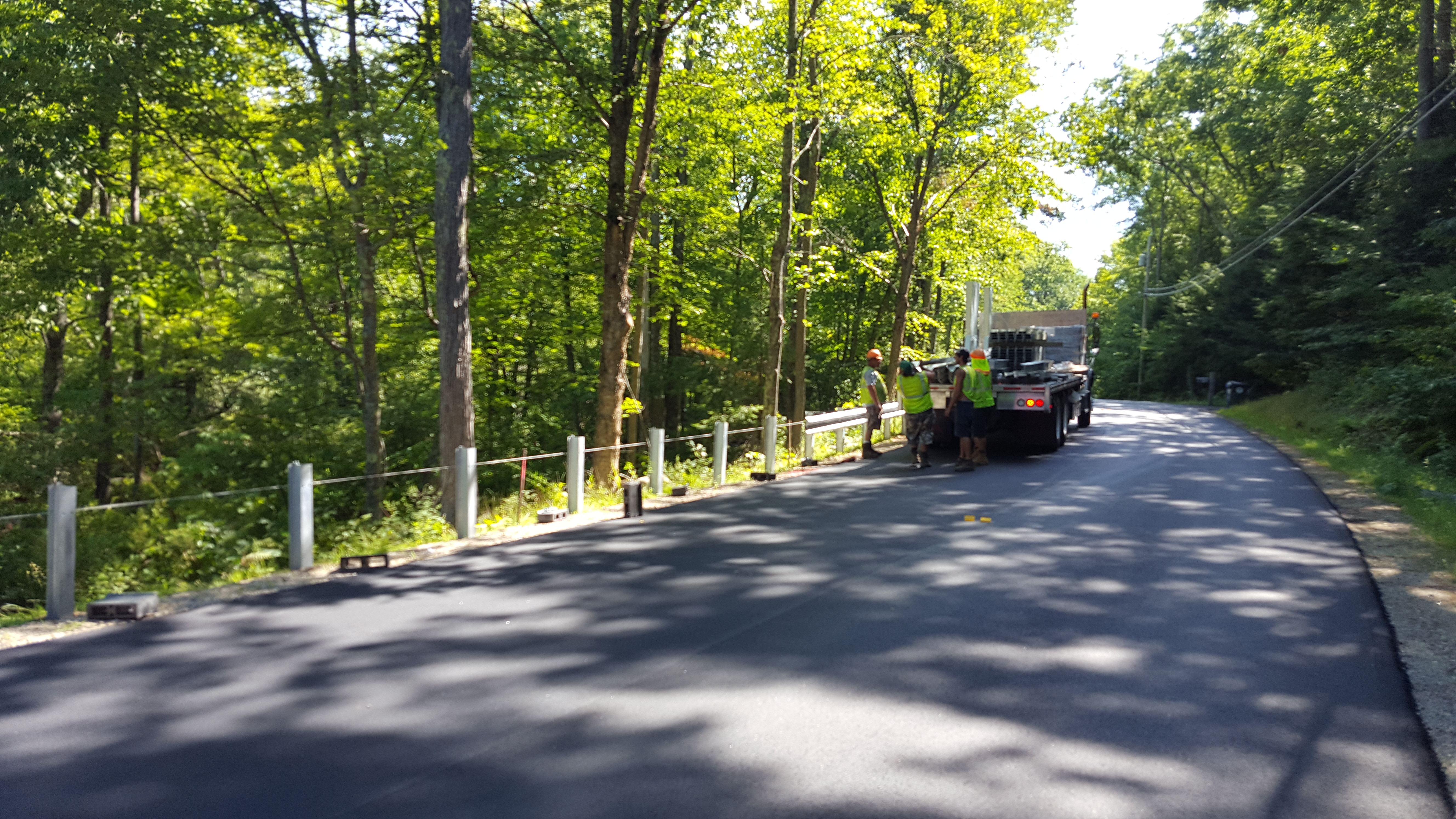 Black Brook guardrail 9Aug16 2