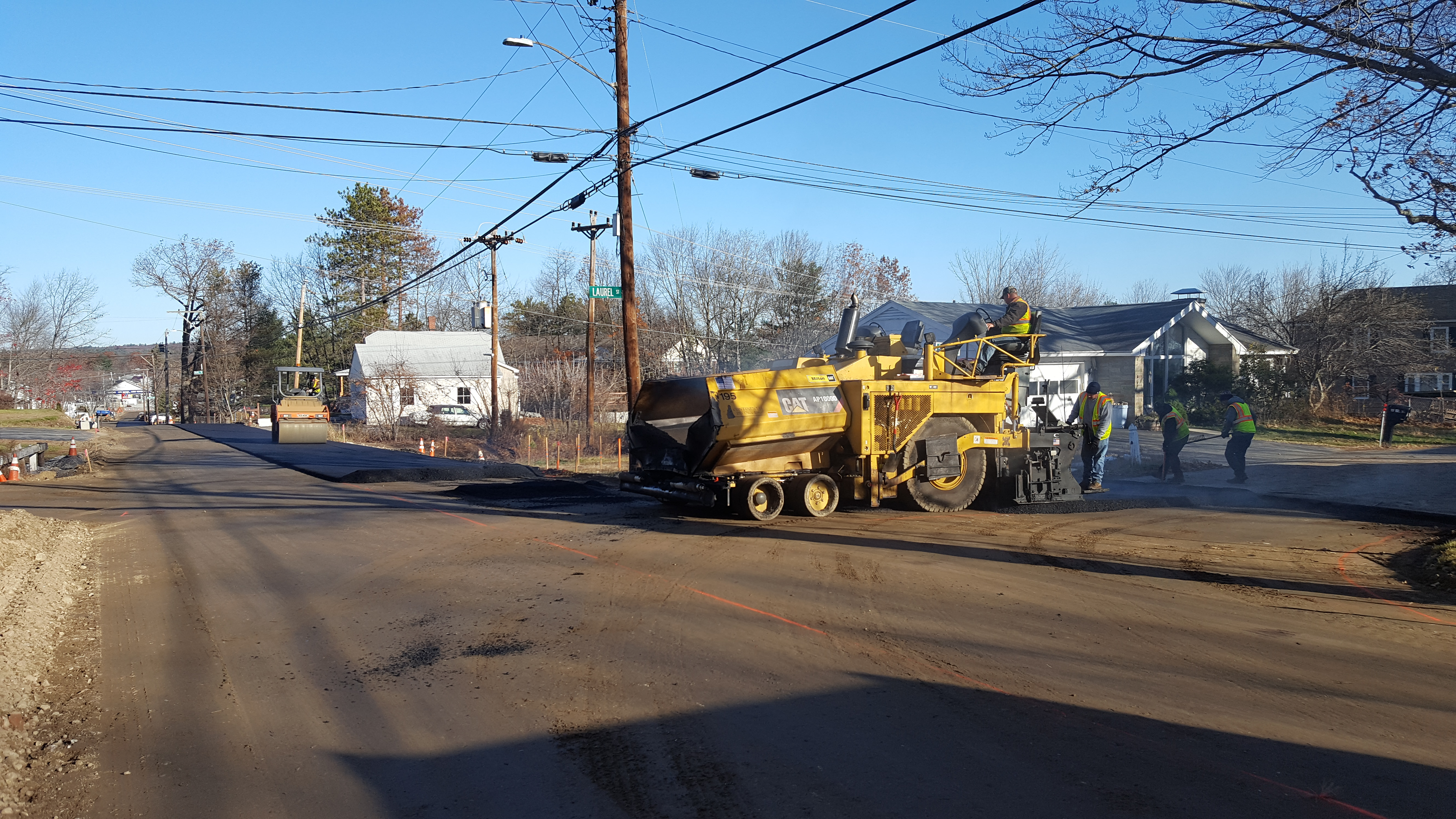 College Road Nov 18 2016 paving 16