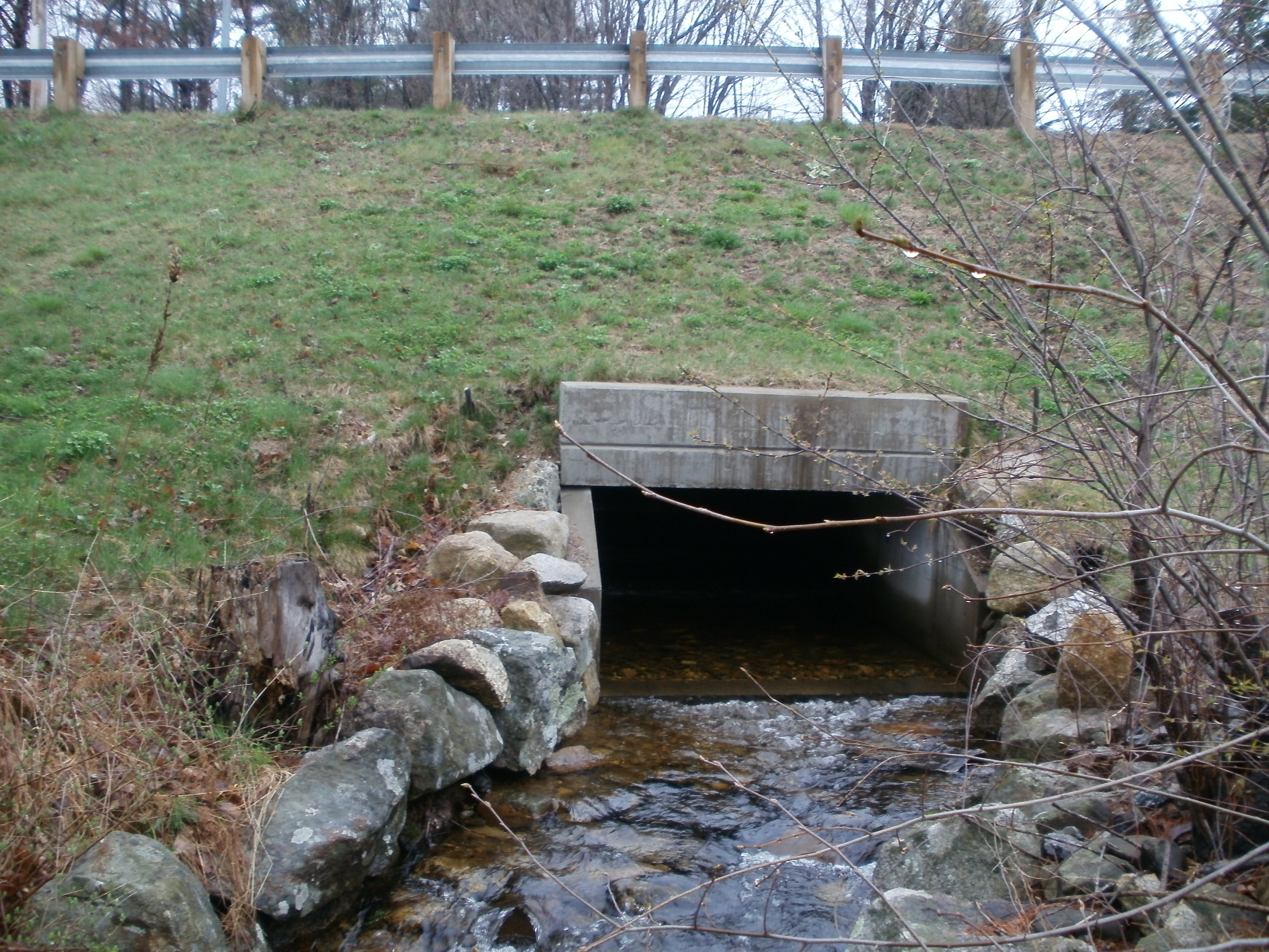 Completed Box Culvert 2